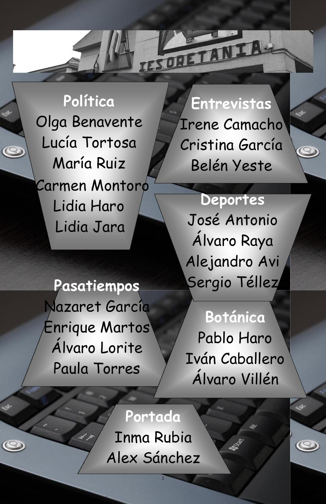 Revista virtual alumnos bachillerato Rocío, Alba, Elvira , Raúl TERMINADO.pdf-Página 2